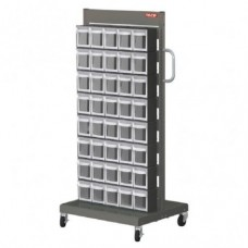 Mobile Stand Cart MS-25000 Double sides