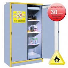 [30min Range] T3035E Two Door Tall Flammable Cabinet