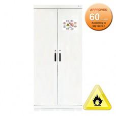 [60min Range] T765-900E Two Door Tall Flammable Cabinet