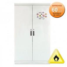 [60min Range] T765E Two Door Tall Flammable Cabinet