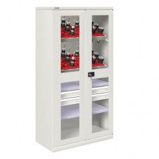 NC Cabinet With Plexiglas Door 24-62000-31