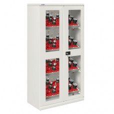 NC Cabinet With Plexiglas Door 24-62000-40
