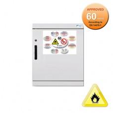 [60min Range] T761E One Door Flammable Cabinet