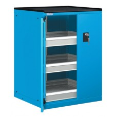 Machine Cabinet with Leaf Doors 15-31000-39