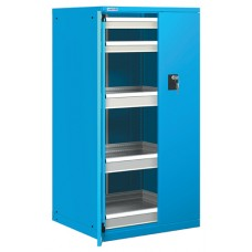 Machine Cabinet with Leaf Doors 15-31450-07