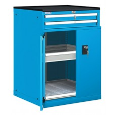 Machine Cabinet with Leaf Doors 15-41000-37