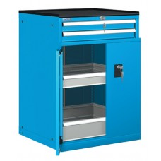 Machine Cabinet with Leaf Doors 15-41000-39