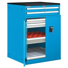 Machine Cabinet with Leaf Doors 15-41000-71