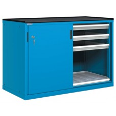 Machine Cabinet with Sliding Doors 15-51000-05