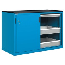 Machine Cabinet with Sliding Doors 15-51000-13