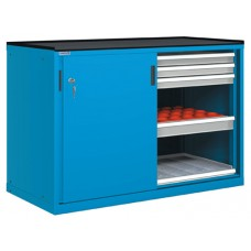 Machine Cabinet with Sliding Doors 15-51000-71