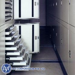 Warehouse Storage with Doors